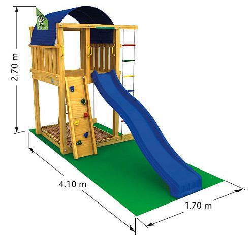 Место для детских игр должно