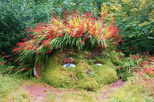 затерянные сады в Хэлигане