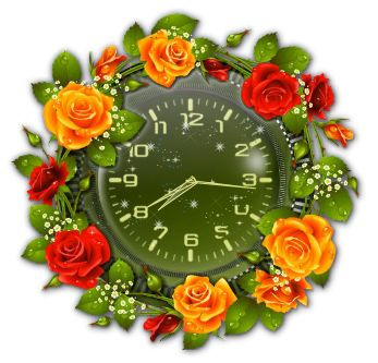 Флэш часики и календарики для рабочего стола