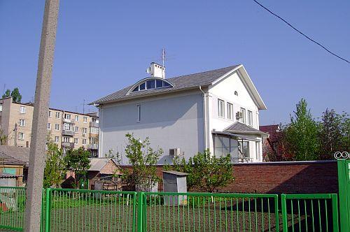 дом с мансардой фото