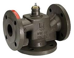 Клапан трехходовой VF3