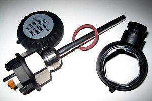 термосопротивление esmu L 100 мм d 6мм 1000 ом в комплекте с гильзой