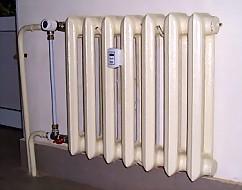 Учет тепла с помощью квартирных распределителей.