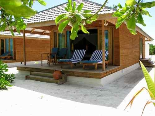 Открытая терраса или площадка для отдыха - фото
