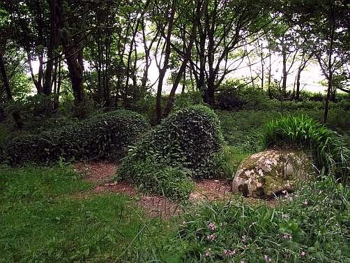 Затерянные сады в Халигане - фото