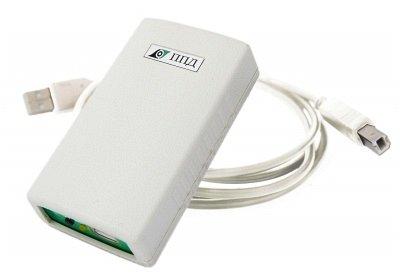 Пульт переноса данных USB–ППД для тепловычислителя ТВ7