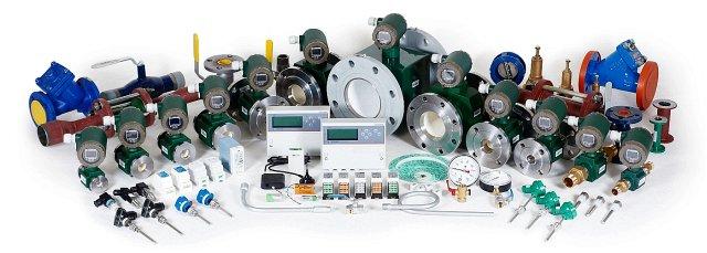 Счетчики тепла для дома с центральным отоплением производства ЗАО Термотроник