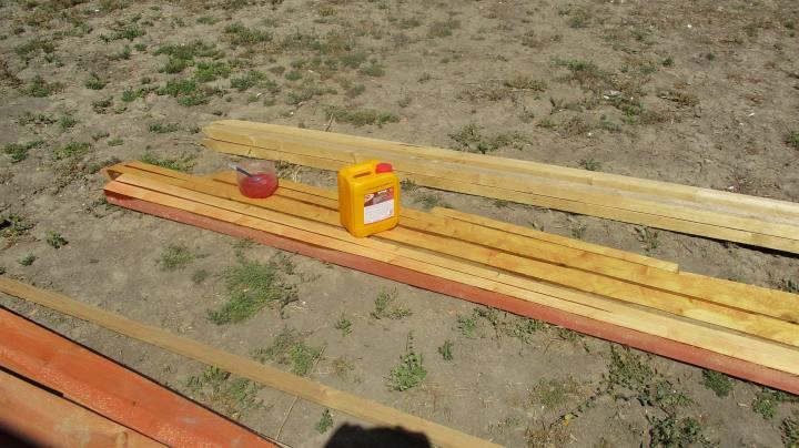 Материалы для строительства пирса