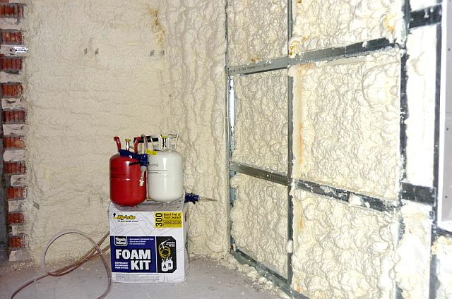 Утепление стен в квартире изнутри своими руками